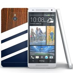 Coque HTC One Mini Navy ( M4 ). #HTConeMini #HTConeSleeve #HTConeCase #Navy #Cover