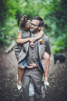 Meg and Andrew's Bright and Beautiful Boho Style Festival Wedding in Devon by Nova Wedding Photography - Boho Wedding Blog Wedding Ties, Boho Wedding, Wedding Blog, Boho Festival Fashion, Boho Fashion, English Country Weddings, Portrait Photography, Wedding Photography, Festival Wedding