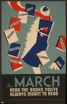 Library of Congress WPA Posters