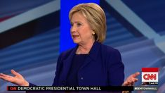 At last night's Democratic town hall, Hillary Clinton challenged critics who describe her as too close to other monied interests to name a time when that closeness influenced her policy decisions. A tweet from investigative journalist David Sirota reminded us that, in a 2004 interview with Bill Moyers, Elizabeth Warren did just that. Continue reading... #HillaryClinton