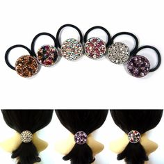 Add a lovely touch to your hair style. Beautiful hair accessory for wedding, parties, proms and special occasions. Crystal Beads, Crystals, Pearl Headpiece, Rhinestone Bow, Butterfly Hair, Elastic Hair Bands, Hair Beads, Ponytail Holders, Hair Jewelry
