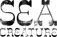 Sea Creature  Illustrations : MattAllen.com***Research for possible future project.