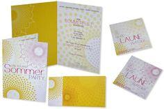 Einladungskarten+-+Sommerfest Post, Invitation Cards, Celebration, Gifts, Boyfriends, Amazing