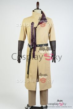 GoT Game of Thrones Kingslayer Ser Jaime Lannister Outfit Cosplay Costume, made in your own measurements.