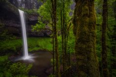 South Falls by Erin Rigg on 500px