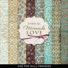 Wednesday's Guest Freebies ~ Far Far Hill ***Join 1,920 people. Follow our Free Digital Scrapbook Board. New Freebies every day.