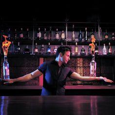 Atilla – Flair Bartender | London