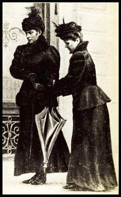 Das letzte Bild...eine Woche vor ihrer Ermordung aufgenommen (03.09.1898)