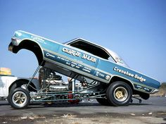 Charlie Allen's 68 Dodge Dart FC