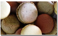 French macaroons! Gluten Free Menu, French Macaroons, Cocoa, Beans, Potatoes, Birthday Cake, Weddings, Vegetables, Breakfast