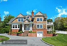 Unique Living have a comprehensive list of luxury properties for sale in . Call today to discuss your property requirements. Luxury Property For Sale, The Hamptons, Villa, United States, York, Mansions, Bedroom, House Styles, Unique