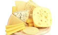 Tabela de caloria de queijos