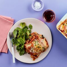 The 30-Minute Lasagna Dinner