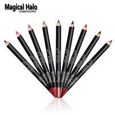 12pcs/lot 12 Color Magical Halo Lip Liner Pencil Waterproof Lipliner Contour Cosmetics Makeup Lip Liner Set Lip Pencil Matte-in Lip Liner from Health & Beauty on Aliexpress.com | Alibaba Group
