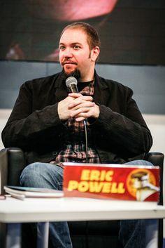 XX edizione #Cartoomics:Incontro con il cartoonist Eric #Powell #incontri con #autori