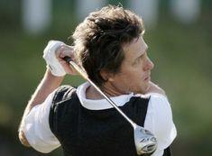 Hugh Grant loves to travel, especially for golf