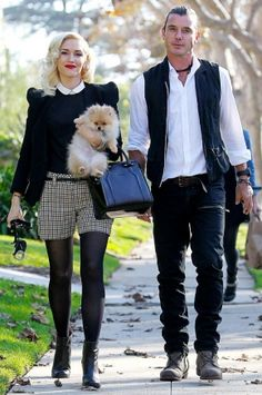 Us Weekly Mobile - Celebrity News - PICTURES: Aww! Gwen Stefani, Gavin Rossdale, Boys Kingston and Zuma Dress Up for Thanksgiving