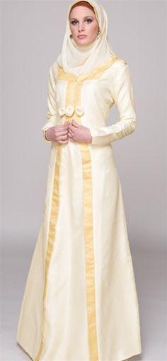 Jilbab Company Abaya Kaftan Burka Collections for 2012 Summer Hijab Musulman, Hijab Stile, Muslim Hijab, Hijab Dress, Hijab Fashion 2016, Modesty Fashion, Abaya Fashion, Latest Fashion, Fashion Trends