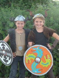 The Speier Kids: How to Train Your Dragon Halloween