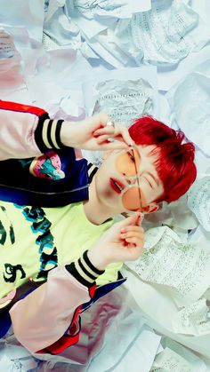 Woozi | Change up