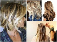 Foils, Balayage, & Ombre: The Difference Between the Techniques ...