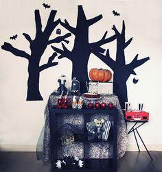 Une fête d'Halloween, par Et Dieu Créa : My Little day