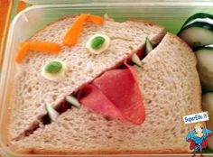 How about a Halloween Sandwich?O.o