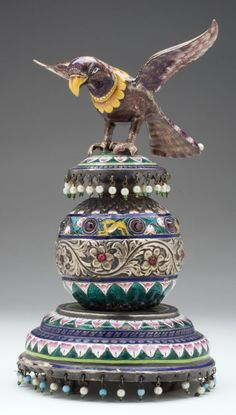 Falcon on a Pedestal | LACMA Collections