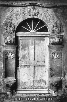 vmburkhardt: Doorway, Schloss Beucha, Sachsen, Germany ~ The Marsden Archive (via The Marsden Archive :: The Picture Library)