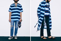 JOHN SMITH - S/S 2016 COLLECTION LOOKBOOK • Guillotine