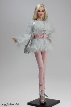 New outfit for Kingdom Doll / Deva Doll /Modsdoll/Numina/44