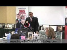 """John Di Lemme Small Business Tip - Building Relationships"""