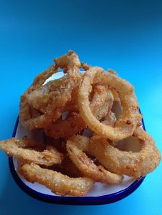 How to cook the perfect onion rings