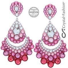 For your little pink dress: http://crystal-fashion.ro/crystal-fashion-jewellery/cercei/piele.html