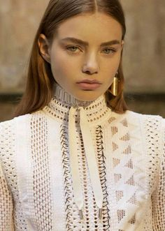 Kristine Froseth by Piczo for Jalouse February 2015