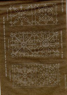 DMC Library Needle-Made Laces - eva lon - Picasa Web Album