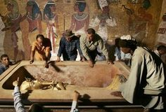 """From Tutankhamun's Tomb - Valley of the Kings in Egypt and around a century of excavation work unearthed 64 tombs and associated rooms. The famous pharaoh Tutankhamun's filled with treasure known as """"KV62"""" burial is by far the most famous of them. National Geographic fell into this mystery in advance."""