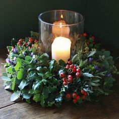Beautiful Christmas collection from The Real Flower Company