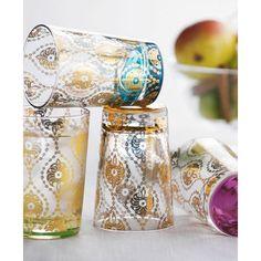 Mediterranean-glassware - Mint tea