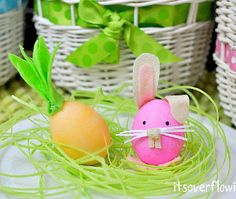 Kids Crafts for Easter: How to Decorate Easter Eggs, Easter Egg Hunt Projects, and more Easter Activities for Kids | AllFreeKidsCrafts.com