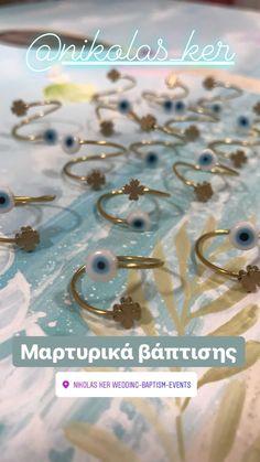 Μαρτυρικά βάπτισης δαχτυλιδάκια #μαρτυρικά #βαπτιση #vaftisi #vaptisi #neaionia #athens #greece #christening #girl #baptism Organizations, Holy Spirit, Christening, Diy And Crafts, Invitations, Rings, Party, Wedding, Boho Jewelry
