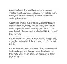 7/7. Aquarius Sign, Taurus, Pisces, Astrology Signs, Zodiac Signs, Zodiac Memes, Word Of God, Fanfiction, Facts
