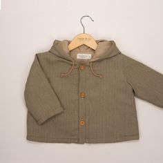 Pippin Coat Cosy, Organic Cotton, Pure Products, Fabric, Nostalgia, Sweet, Style, Tejido, Candy