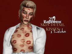 21roguesims' Skin Detail Kisses
