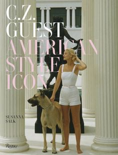 Love the American Style Icon book about CZ Guest. A perfect summer read! TheSilverPen.com