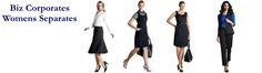 Biz Corporates range of business womens separates, dresses, trousers & skirts incl. FREE logo embroidery from Australia's leading Corporate Uniform Company. Corporate Uniforms, Free Logo, Separates, Business Women, Trousers, Clothing, Trouser Pants, Outfits, Pants