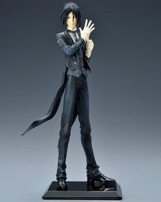 Sebastian Michaelis anime figure