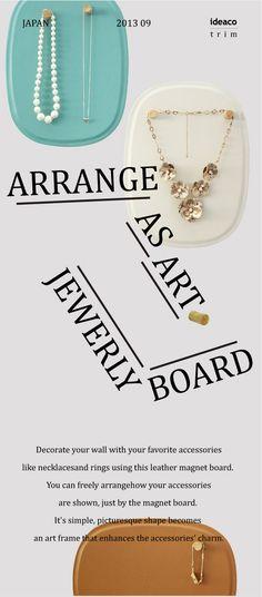 arrange as art. http://www.ideaco-web.com/store/products/bea_torim.html