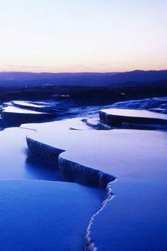 Pamukkale, Turkey... Wonderful Places, Beautiful Places, Pamukkale, Day Trip, Most Beautiful, Turkey, River, Adventure, Future