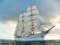 navio escola Sagres - the most beautiful in the world!